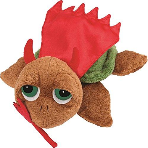 Li'L Peepers - 'Li'L Devil' Medium Brown Devilish Turtle By Suki Gifts