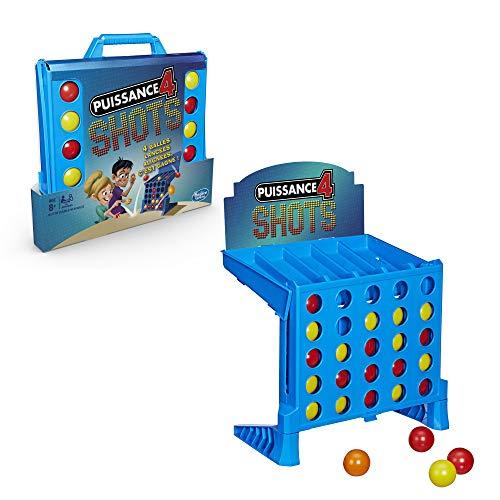 Jeux Enfants Hasbro Gaming - Puissance 4 Shots - Jeu DE Societe
