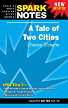 Spark Notes. Now Updated!: A Tale of Two Cities