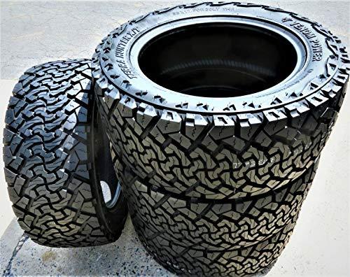 Venom Power Terra Hunter 4 set  X/T All-Terrain Radial Tires-33X12.50R17 LT 120R LRE 10-Ply best all terrain tires 2020