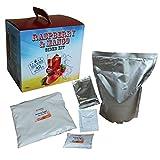 Raspberry & Mango Premium 3.5Kg Cider Kit Makes 40 Pints (23 Litres) Homebrew Home Brew