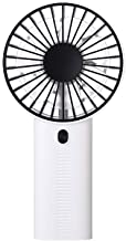 SMARTDEVIL Mini Handheld Fan, Hand held Personal Portable Fan with USB Rechargeable Battery Operated Powered Cooling Elect...