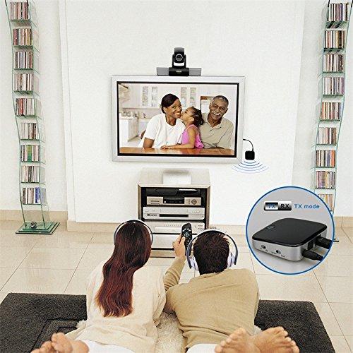 Fosa Wireless Bluetooth 4.1 zender ontvanger audio muziek adapter AUX Digital Optical SPDIF voor tv, mobiele telefoon, hoofdtelefoon en luidspreker