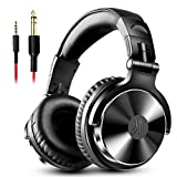 OneOdio Adapter-Free Closed Back Over-Ear DJ Stereo Monitor Headphones, Professional Studio Monitor and Mixing, Telescopic Arms with Scale, Newest 50mm Neodymium Drivers -Black budget mp3 players May, 2021