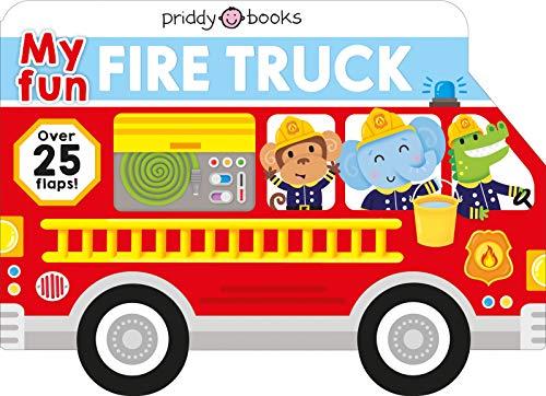 My Fun Flap Book: My Fun Fire Truck (My Fun Flap Books)
