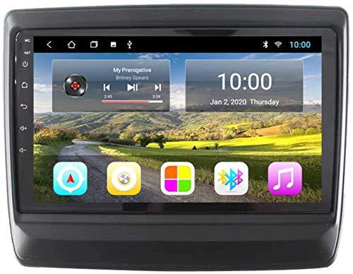 Android 9.0 Car Stereo Double DIN Head Unit para Isuzu Dmax 2020 Navegación GPS Pantalla táctil de 9 Pulgadas Reproductor Multimedia MP5 Receptor de Video y Radio con 4G WiFi,WiFi 2g+32g