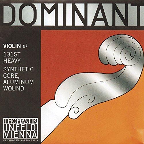 Thomastik Corda per 4/4 violino Dominant - corda La nucleo sintetica, rivest. alluminio, forte