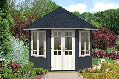 Alpholz Gartenpavillon Katrin-34 aus...