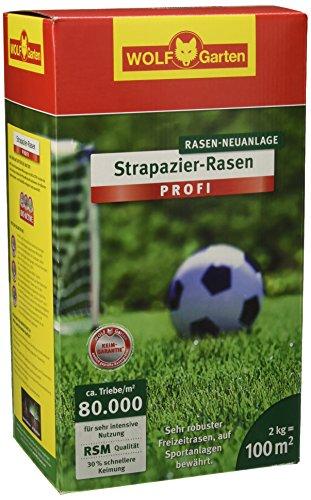 WOLF-Garten - Strapazier-Rasen LJ 100; 3821040