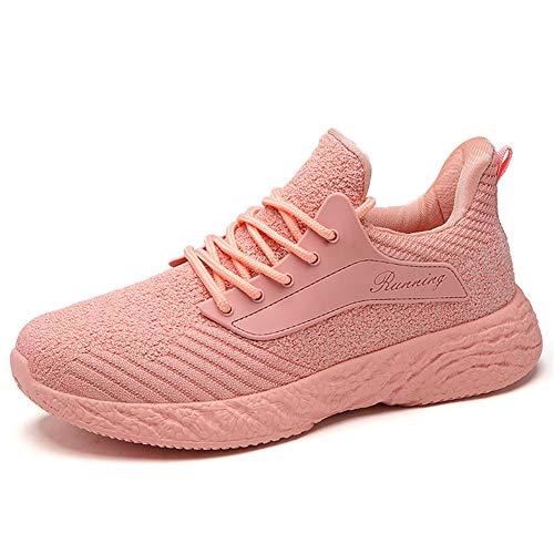 Axcone Damen Herren Sneaker Laufschuhe Sportschuhe Turnschuhe Running Fitness Sneaker Outdoors Straßenlaufschuhe Sports Kletterschuhe-PK40