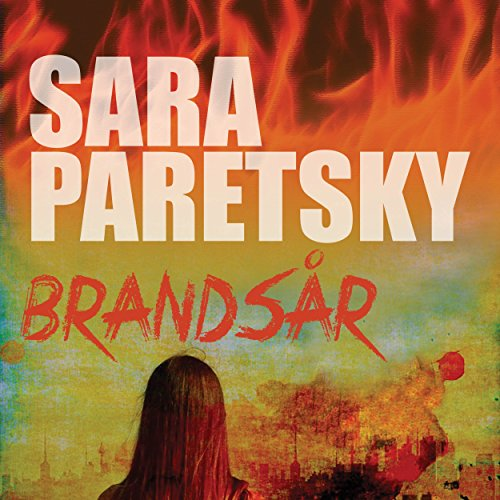 Brandsår audiobook cover art