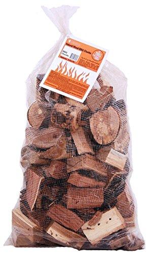 Hickory Smoking Wood Chunks - 10 Pound Bag