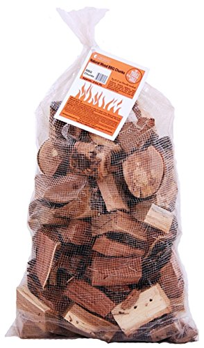 Hickory Smoking Wood Chunks - 10 Pound Bag
