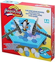 Turntable Penguin ice game for Parent Party and friend toy