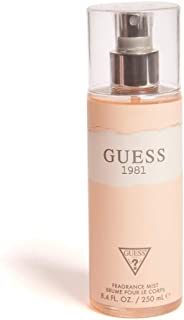 GUESS 1981 Perfume Body Mist For Women, 250 ml