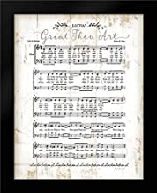 how great thou art print