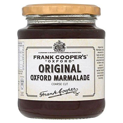 Frank Cooper Ursprüngliche Coarse Cut Oxford Orangenmarmelade (454g) - Packung mit 2