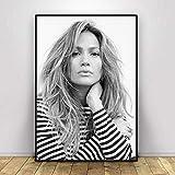 Leinwanddrucke Poster,Jennifer Lopez Poster Druckt