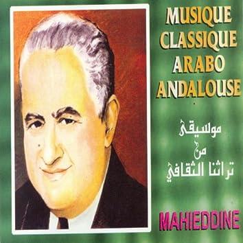 Musique classique arabo-andalouse