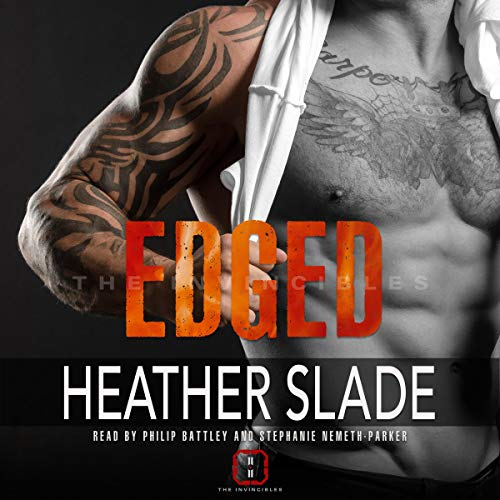 Edged cover art