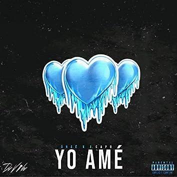 Yo Amé (feat. J.Capo)