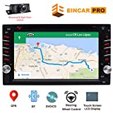 "Best Car Stereo Dvd Gps - Double Din 6.2"" Touch Screen 2 Din Car Review"