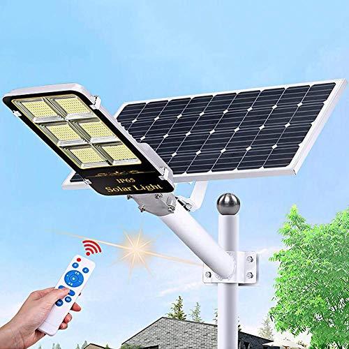 100W / 200W / 300W Led, Luces De Inundación - Con Control Remoto Ip65 Luz De Seguridad De Alto Brillo A Prueba De Agua Para Parques / Garajes / Iluminación De Caminos, 300W