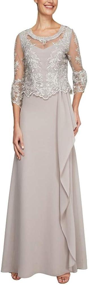 Le Bos Women's Plus Size Ball Gown