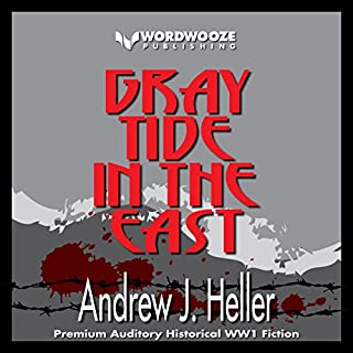 Gray Tide in the East audiobook cover art