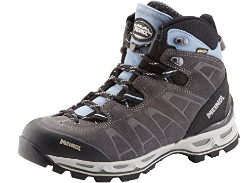 Meindl Schuhe Air Revolution Lady Ultra - Anthracite/Azur