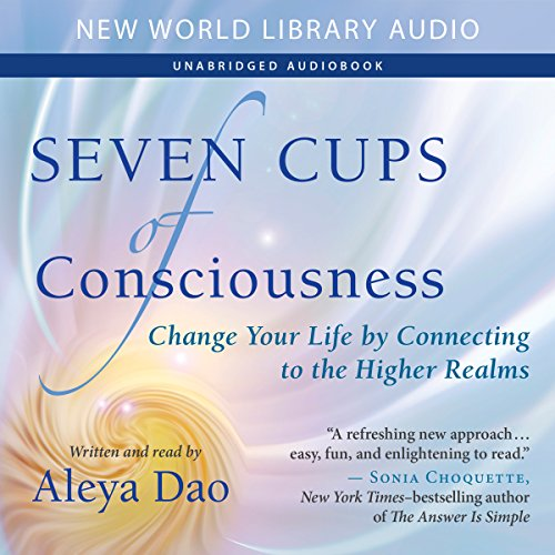 Seven Cups of Consciousness audiobook cover art