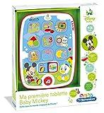 Clementoni 62496-Kindertablet Baby Micky, für Kleinkinder, französische Version -