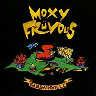 Bargainville by Moxy Fruvous (February 28, 2012)