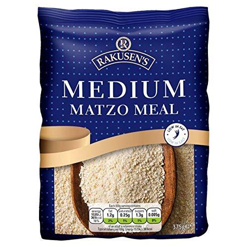 Rakusens Medium Matzo Meal 375g