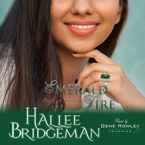 Emerald Fire audiobook cover art