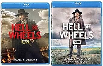 Hell on Wheels Complete Season 5 Blu-ray