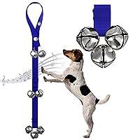 Amakunft 住宅整備 のための余分な大きな鐘を持つペットの犬の訓練のひらめき