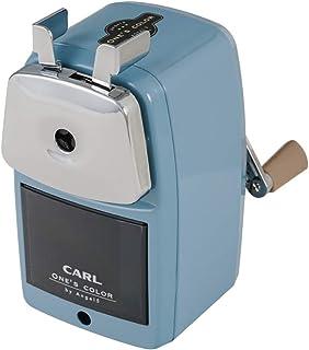 カール事務器 鉛筆削り エンゼル5 ロイヤル3 ライトブルー A5RY3-T