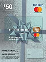 $50 Mastercard Gift Card (plus $4.95 Purchase Fee)
