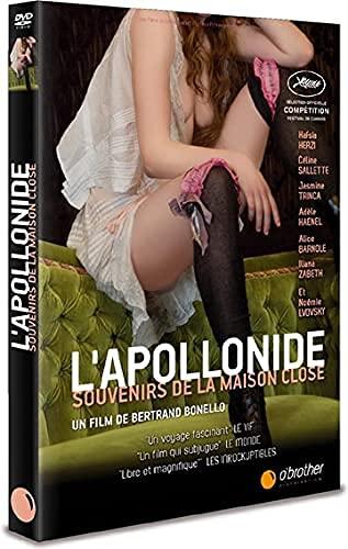 Casa de tolerancia / House of Tolerance (2011) ( L'Apollonide (Souvenirs de la maison close) ) ( House of Pleasures ) [ Origen Belga, Ningun Idioma Espanol ]