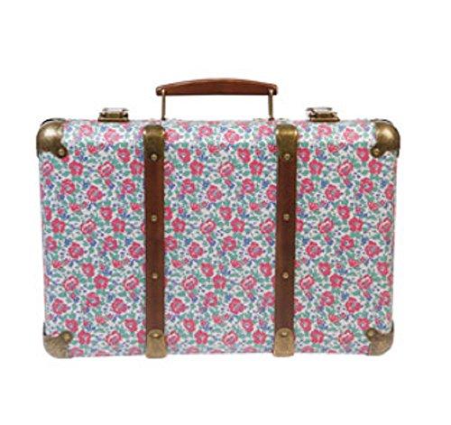 """Preisvergleich Produktbild Hübscher Vintage Koffer """"Poppy"""" von Sass & Belle"""