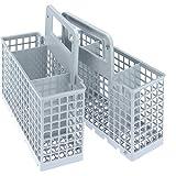 WHIRLPOOL DWB304 Pezzi e Accessori Lavastoviglie (Cutlery Basket, Whirlpool, Grigio)