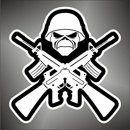 Graphic-lab - Pegatinas de Iron Maiden hip hop Rap Jazz Hard Rock pop Funk