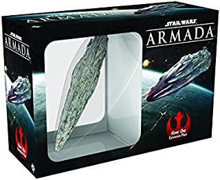 Star Wars Armada Home One Expansion Pack Strategy Game