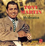"""album cover: Tony Martin """"Moderation"""""""