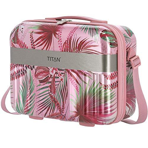 Titan Spotlight Flash Beauty Case 38 cm, roze (pink hawaii) (roze) - 831702-13