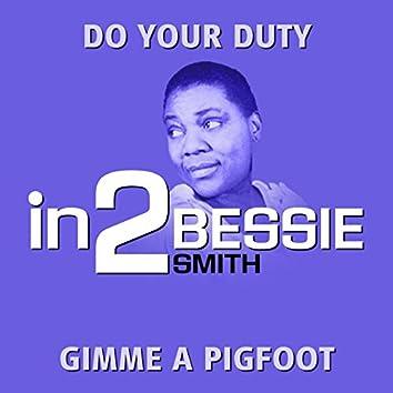 in2Bessie Smith - Volume 1
