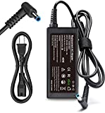 45W 19.5V 2.31A AC Adapter Laptop Charger Compatible for HP Notebook 15 Charger 15-ba009dx 15-ba079dx 15-ba113cl 15-bs015dx 15-bs113dx 15-bs115dx 15-bw011dx 15-bw032wm Laptop PC Power Supply Cord
