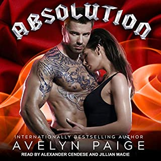 Absolution     Heaven's Rejects MC Series, Book 3              By:                                                                                                                                 Avelyn Paige                               Narrated by:                                                                                                                                 Alexander Cendese,                                                                                        Jillian Macie                      Length: 7 hrs and 25 mins     Not rated yet     Overall 0.0