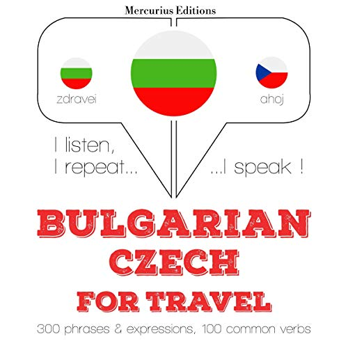 Bulgarian - Czech. For travel cover art